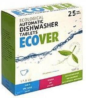 ECOVER AUTO DISHWASHER TABS, 17.6 OZ