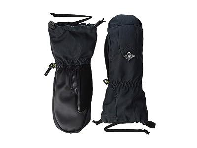 Burton Kids Profile Mitt (Little Kid/Big Kid) (Black Denim) Extreme Cold Weather Gloves