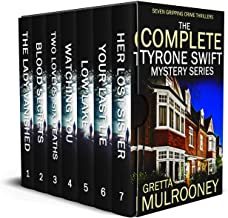 THE COMPLETE TYRONE SWIFT MYSTERIES seven gripping crime thrillers