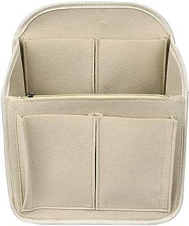 Enerhu Felt Insert Bag Handbag Organizer Heavy-Duty Bag In Bag Baby Diaper Caddy for Diaper Store