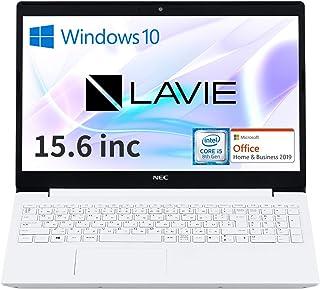 NEC ノートパソコン 15.6インチFHD LAVIE Direct NS 国内生産 (Core i5/8GBメモリ/1TB+256SSD/カームホワイト)(Office Home & Business 2019・1年保証)(Windows ...