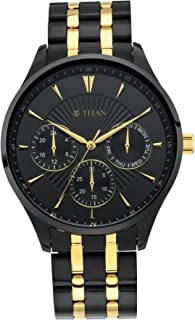 Titan Watches for Men (T90127KM01)