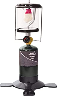 Texsport Single Mantle Propane Lantern for Outdoor Use