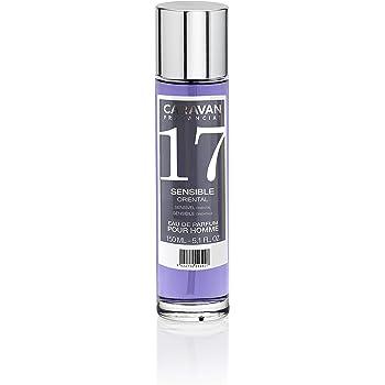 CARAVAN FRAGANCIAS nº 17 - Eau de Parfum con vaporizador para ...