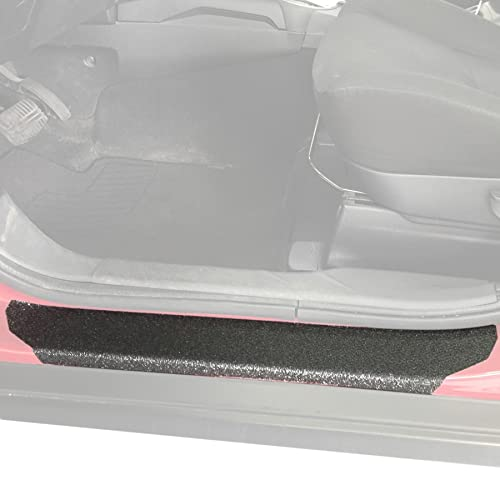 Red Hound Auto Door Entry Guards Scratch Shield 2010-2018 Mitsubishi Outlander Sport and ASX