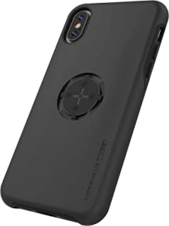 MORPHEUS LABS M4s Bike Case iPhone X/Xs / 10 Phone Cover for Bicycle (Bike Mount/Holder is not Included) [Black]