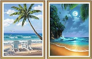 Best night beach painting Reviews
