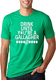 Jack & Jimmy & Johnny & Jameson | Mens St. Patrick's Day Tee Graphic T-Shirt