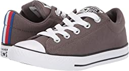 Chuck Taylor All Star Street Sport Webbing - Slip (Little Kid/Big Kid)