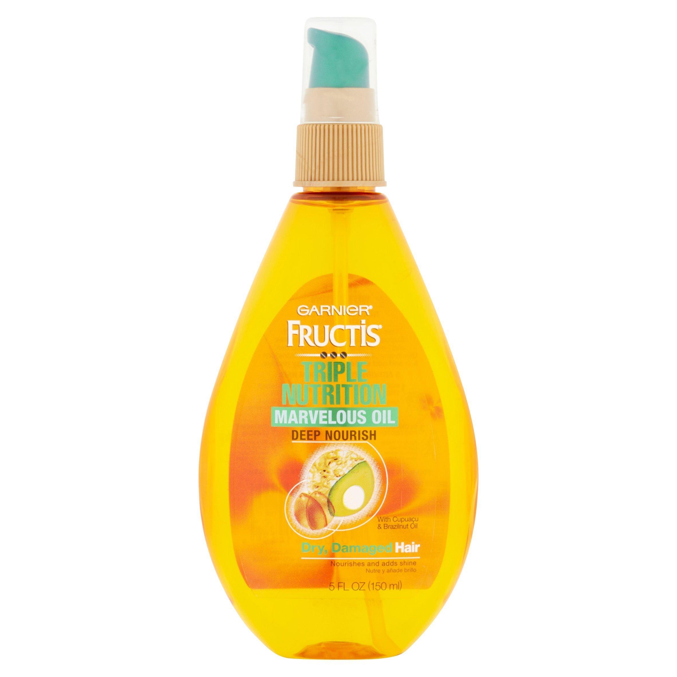 Garnier Hair Fructis Marvelous Elixir