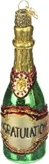 Best glass champagne bottle ornament Reviews