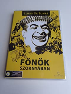 Un Drole Da Caid / Une souris chez les hommes (1964) Fonok Szoknyaban / French and Hungarian Sound Options - Region 2 PAL DVD