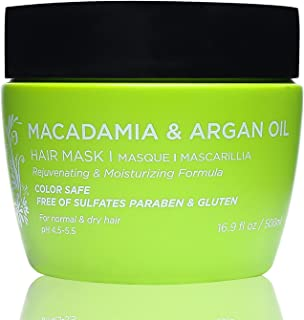 Luseta Macadamia Oil Hair Mask 16.9 oz