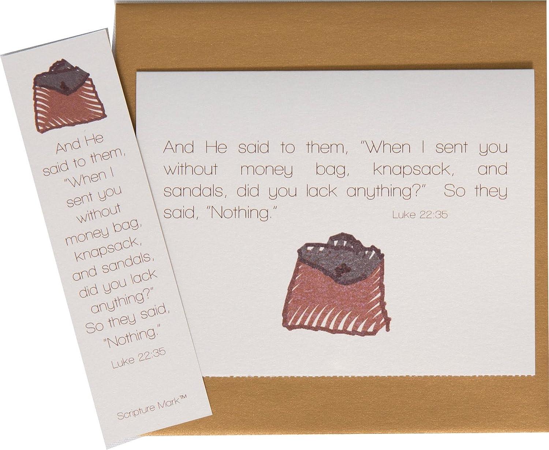 Er spricht Heute haben Sie Lack Anything Notiz-Karte Set B014QZ8WH2 | Verpackungsvielfalt