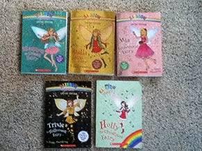 Rainbow Magic 5 Special Editions Set; Holly the Christmas Fairy, Stella the Star Fairy, Shannon the Ocean Fairy, Mia the Bridesmaid Fairy, Trixie the Halloween Fairy (Rainbow Magic)