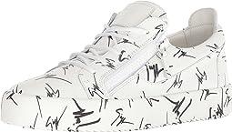 May London Graffiti Low Top Sneaker