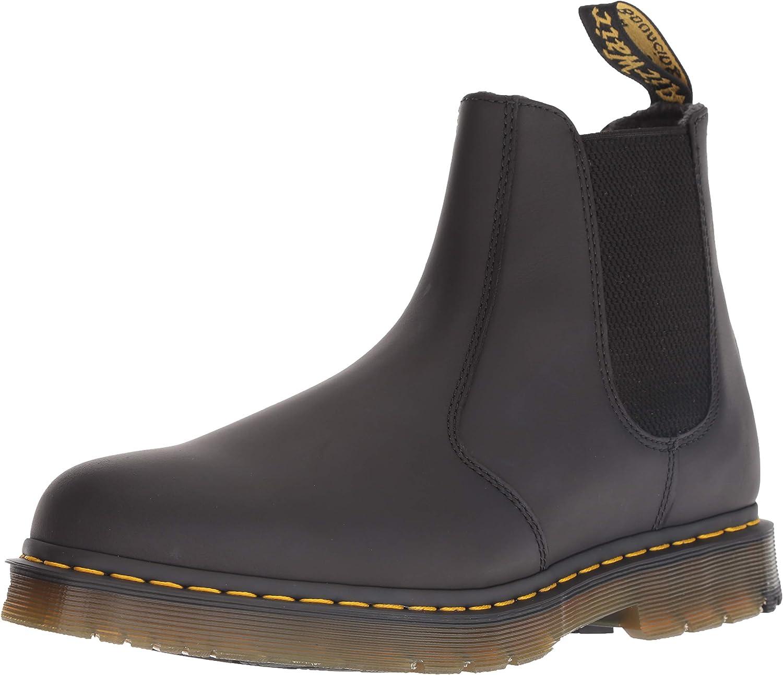 Dr. Martens Men's Winterized 2976 Chelsea Boots