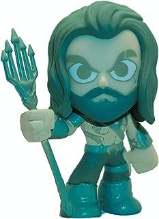Funko Mystery Minis - Batman Vs Superman - Aquaman [Aqua Blue] - 1/12 Rarity Walmart Exclusive!