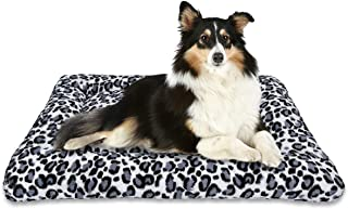 MIXJOY Dog Bed Crate Mat 30''/36''/42'' Washable Anti-Slip Kennel Pad for Large Medium Small Dogs and Cats