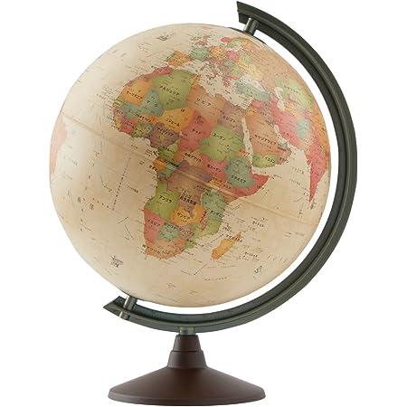 ORBYS 地球儀 アンティーク37H型 球径37cm 44840