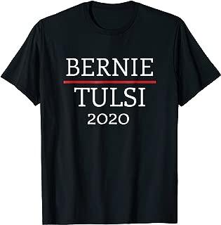 bernie tulsi 2020