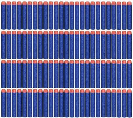 BestMall- Mousse dards, Blue Nerf, Bleu