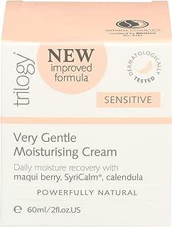 Trilogy, Cream Moisturizing Very Gentle, 2 Fl Oz