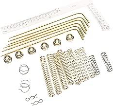 imUfer Carburetor Calibration Tuning Kit for Edelbrock CFM 1400 1404 1405 1406 1407 1408 1409 1411 WPA 1487 Carter AFB Carburetor
