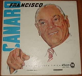 Francisco Canaro Y Su Orquesta Tipica Volumen 11