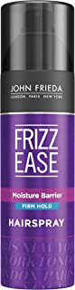 John Frieda Frizz Ease Firm Hold Hairspray, 12 Ounce, Anti Frizz Hair Straightener, Heat Protectant Spray, for Dry, Damage...