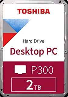"Toshiba P300, 3.5"" 2TB 7200rpm 64MB, HDWD120UZSVA"
