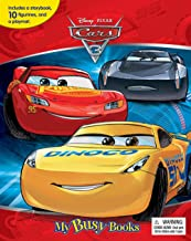 Disney/Pixar Cars 3 My Busy Book