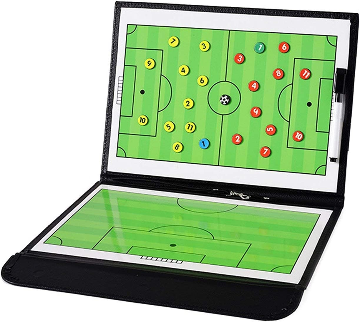 TXENCEX Football El Paso Mall Coaching Board Magne Mail order Tactical Coaches Clipboard