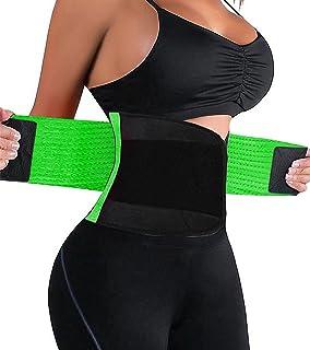 5ced5c3262841 FOUMECH Women s Waist Trainer Belt-Waist Cincher Trimmer-Slimming Body  Shaper Belt-Sport