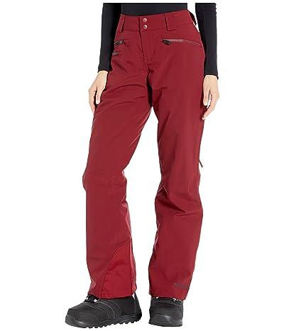 Marmot Slopestar Pants (Claret) Women