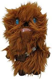 Star Wars Plush Chewbacca Dog Toys | Soft Star Wars Squeaky and Soft Dog Toys