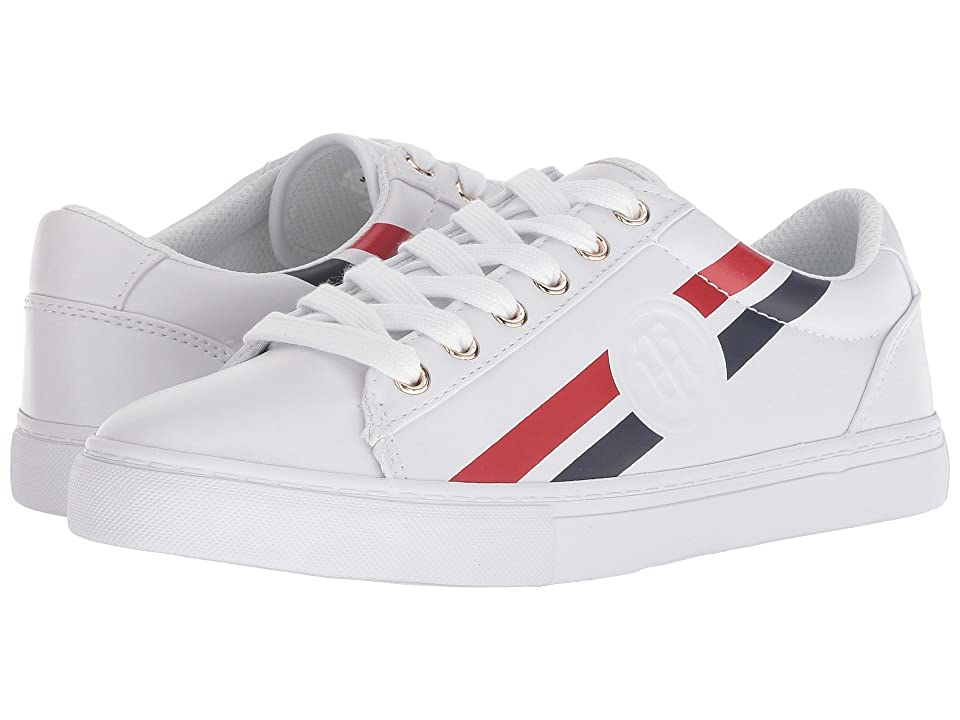 Tommy Hilfiger Lindee (White) Women
