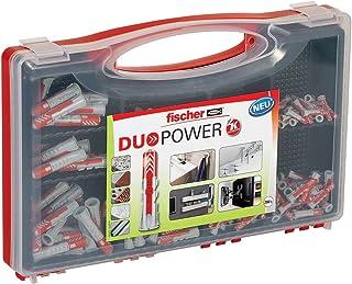 Fischer Redbox Duopower Duopower Grijs/Rood
