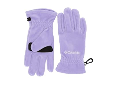 Columbia Kids Thermaratortm Glove (Big Kids) (Paisley Purple) Extreme Cold Weather Gloves