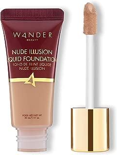 Nude Illusion Liquid Foundation - Light Medium