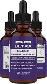 Melatonin Sleep Supplement w/ Valerian Root, 5 HTP & Passion Flower. This Natural Sleep aid absorbs Better ...