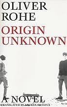 Origin Unknown (French Literature) (English Edition)