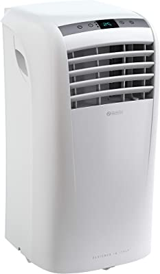 Olimpia Splendid 1683 DolceClima 10,000-BTU Compact Portable Air Conditioner, 10,000 BTU, White