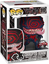 Marvel Funko Corrupted Venom LA Comic Con Exclusive Pop 517