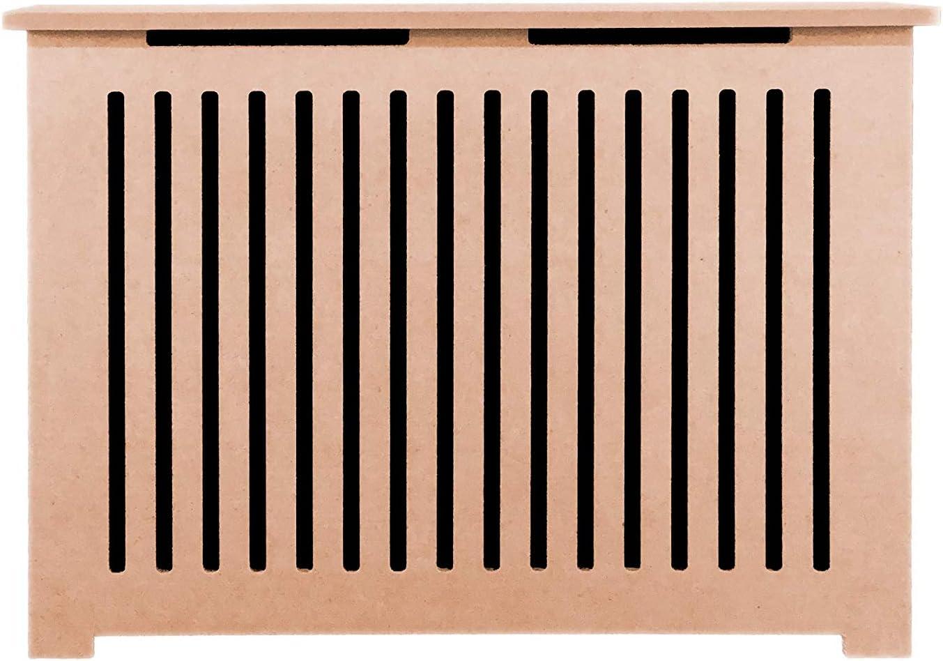 Fichman Furniture Unpainted Radiator Cover Kit, 36