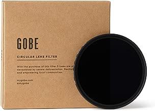 Gobe 52mm ND128 Stop  Lens Filter  2Peak