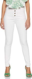 Miss Olive Women's Skinny Fit Jeans