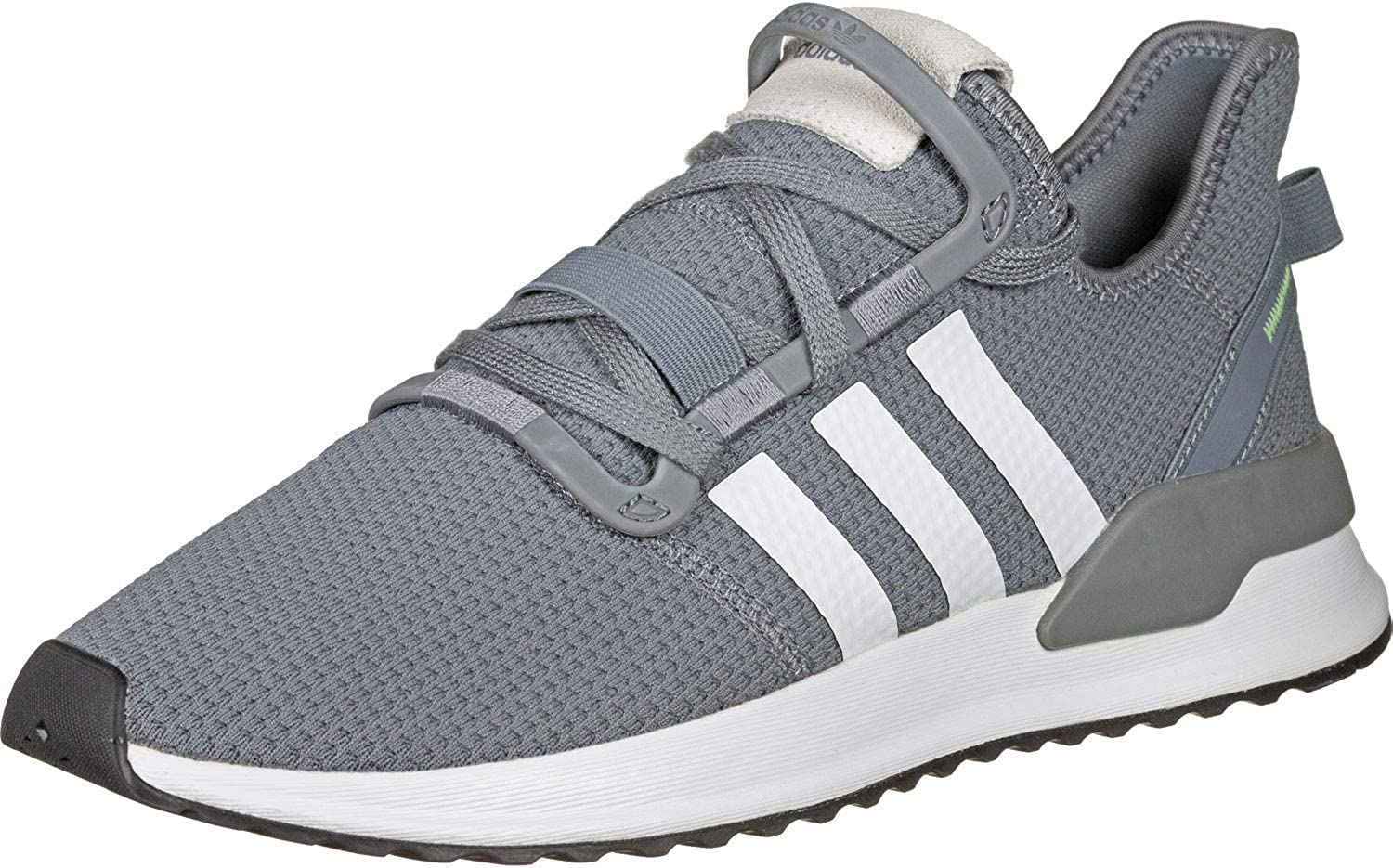Adidas U Path Run shoes Grey FTWR White Black