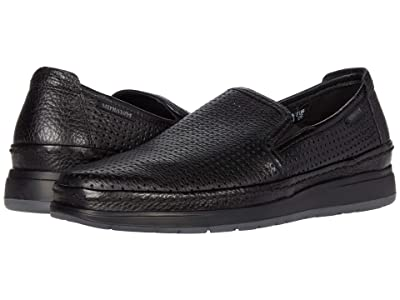 Mephisto Hadrian Perf (Black Oregon) Men