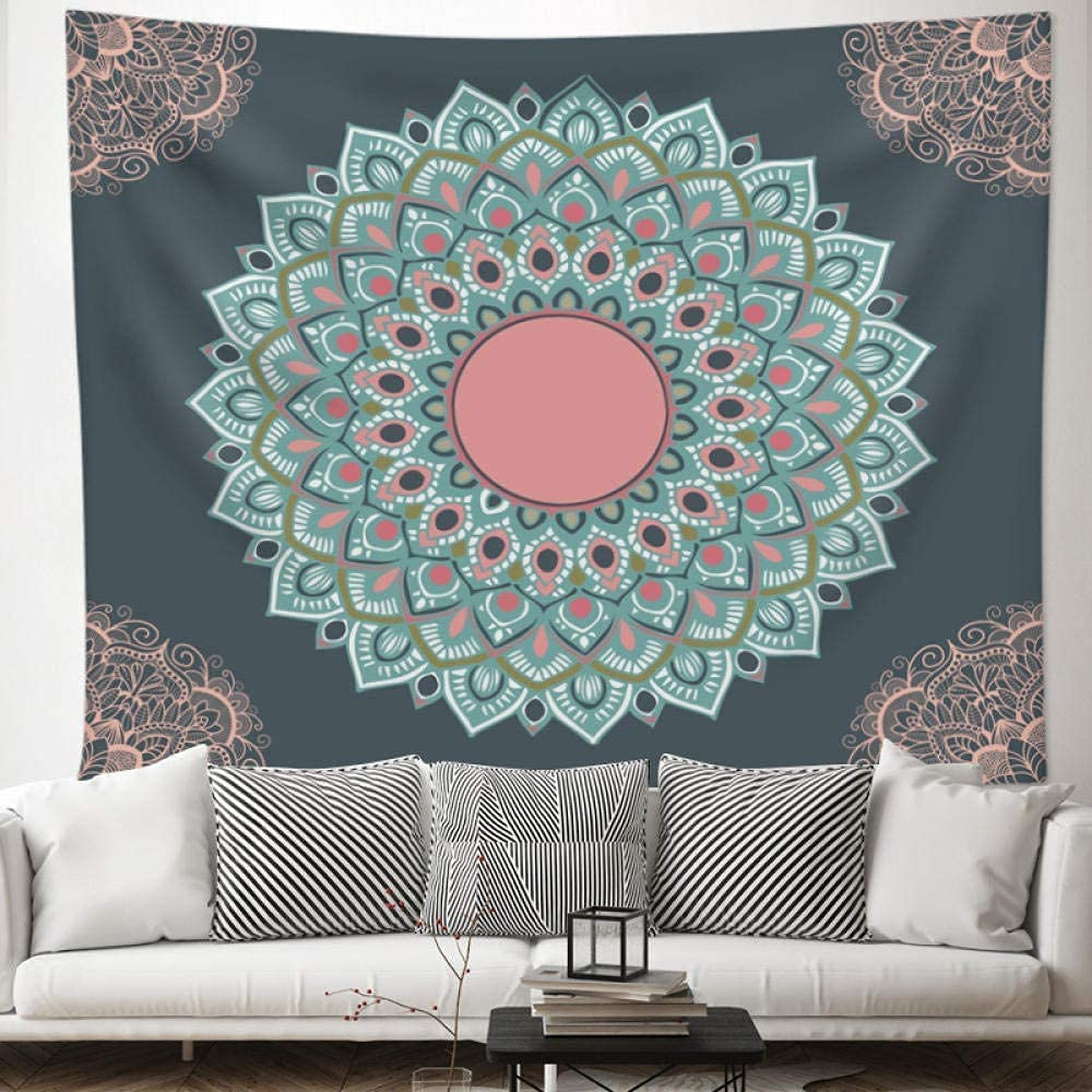 Wall Tapestry Boho Style Bedspread Bedsheet Blan Picnic Very shopping popular